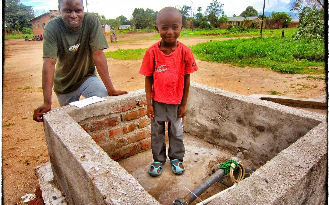 Kasinje Health Center Water System Project – Malawi