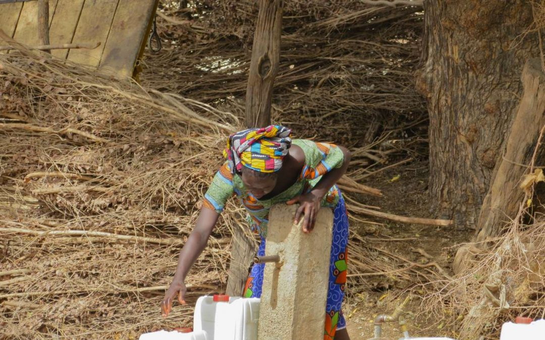 Boiram Borehole and Water System Project – The Gambia