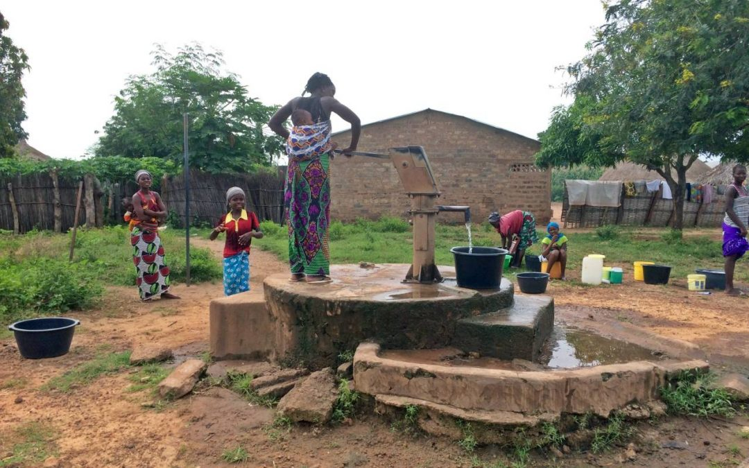 Upper Fulladu District Water Extension Project – The Gambia