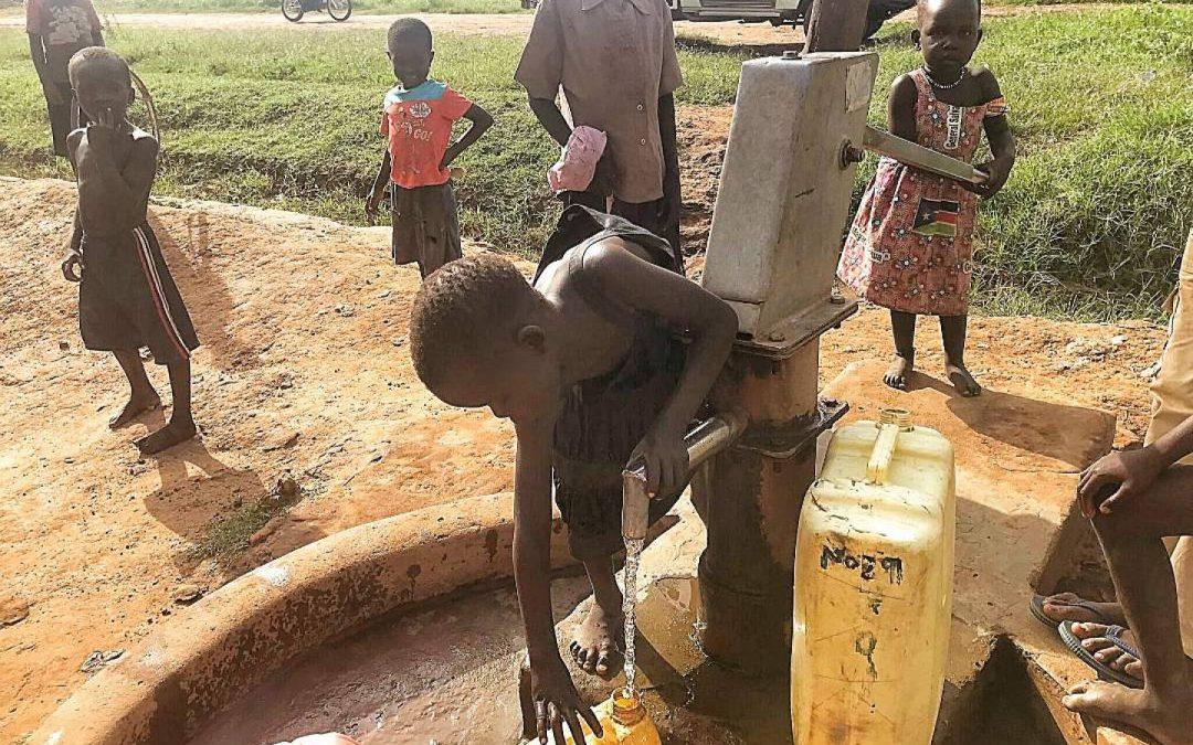 South Sudan Well Rehab Program – Phase 4