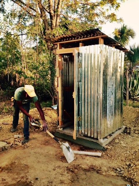 Dajabon Latrine Project - Dominican Republic