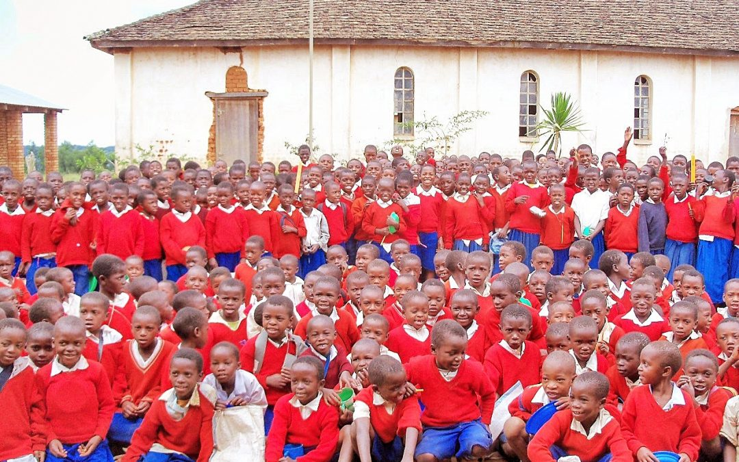 Igoma Primary School Water Tank Project – Tanzania