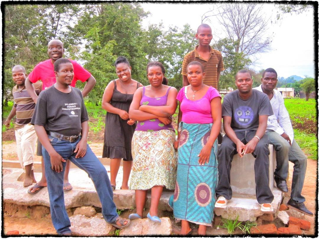 Kasinje Health Center, Malawi