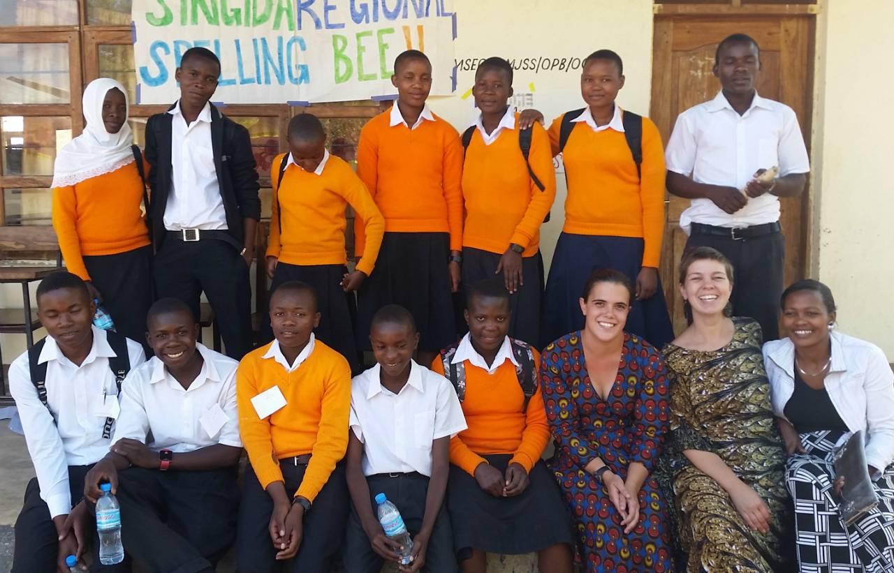 Iramba District School Water Project - Tanzania