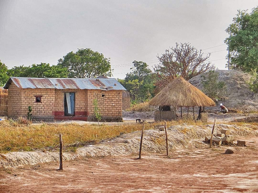 Malamba school bathrooms