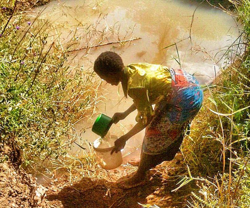 Kazembe Village Well Project – Malawi