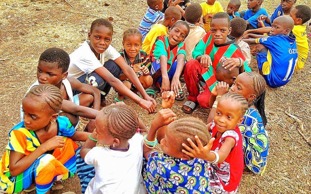 Salemata Region Latrine Project Kedougou – Senegal