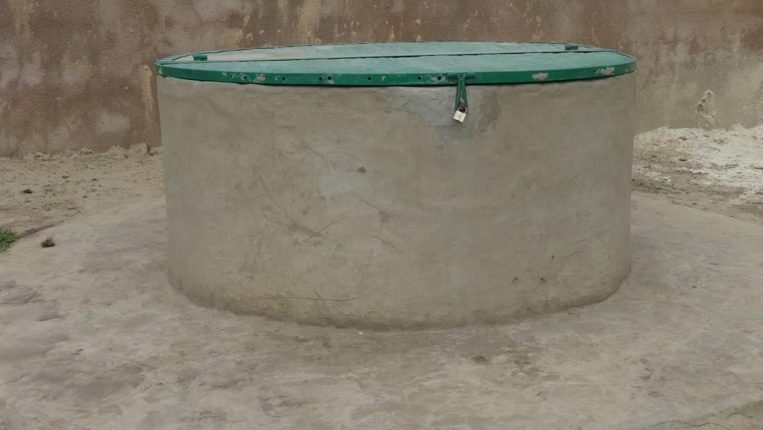 Guague Cherif Well
