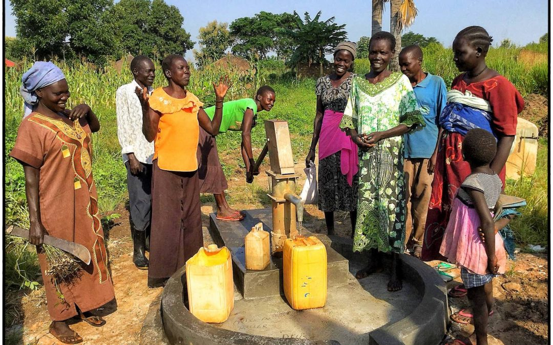 Conclusion of South Sudan Well Rehab Phase 4 – Part 1