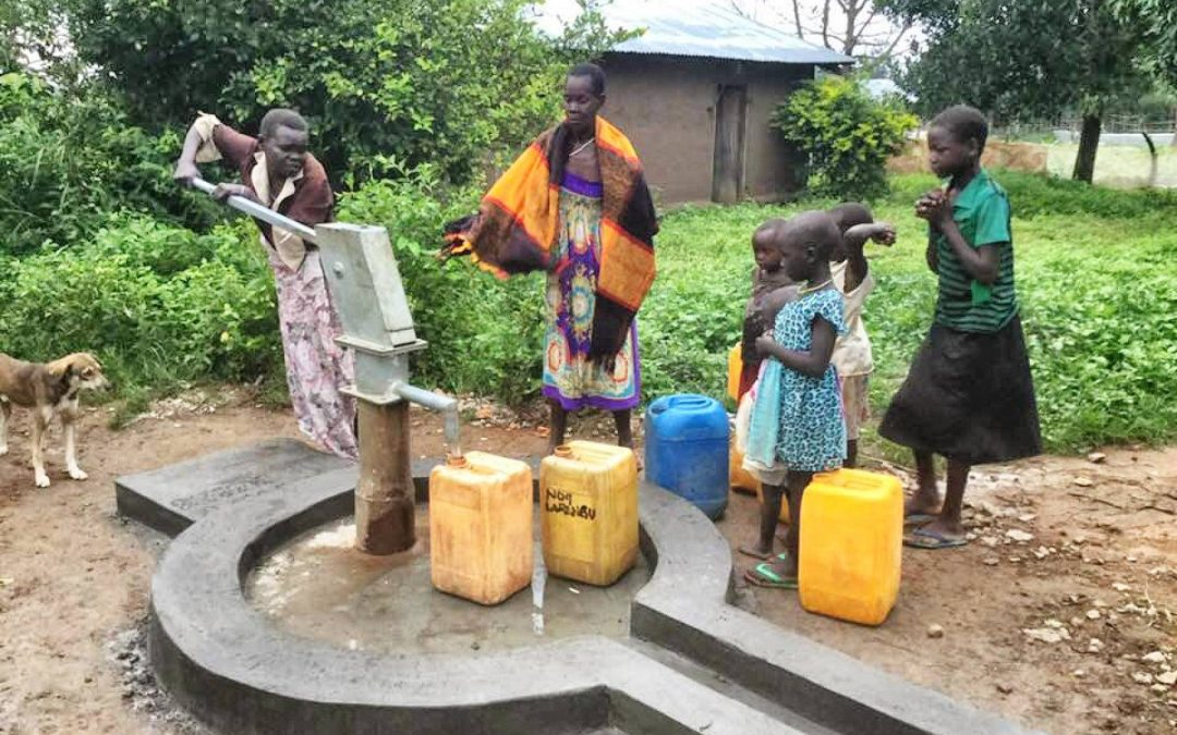 Conclusion of South Sudan Well Rehab Phase 4 – Part 4