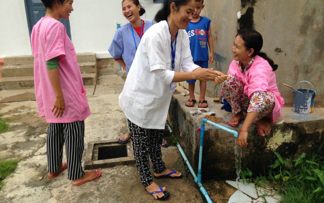 Takeo Province Health Center Water Project – Cambodia
