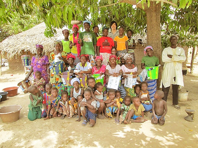 Conclusion of Niamina Water Filter Project – The Gambia