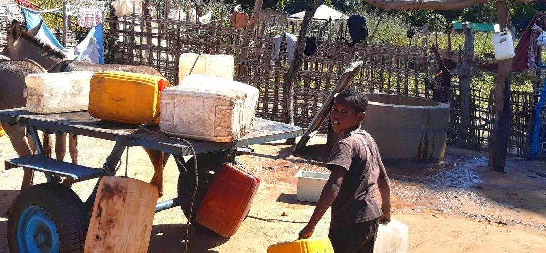 WATER ACCESS FOR MOST WATER-CHALLENGED GAMBIANS