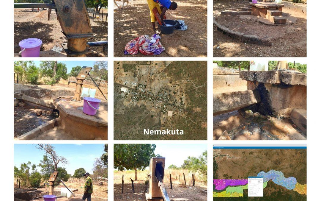 Kiang Central Handpump Repair Tour—The Gambia