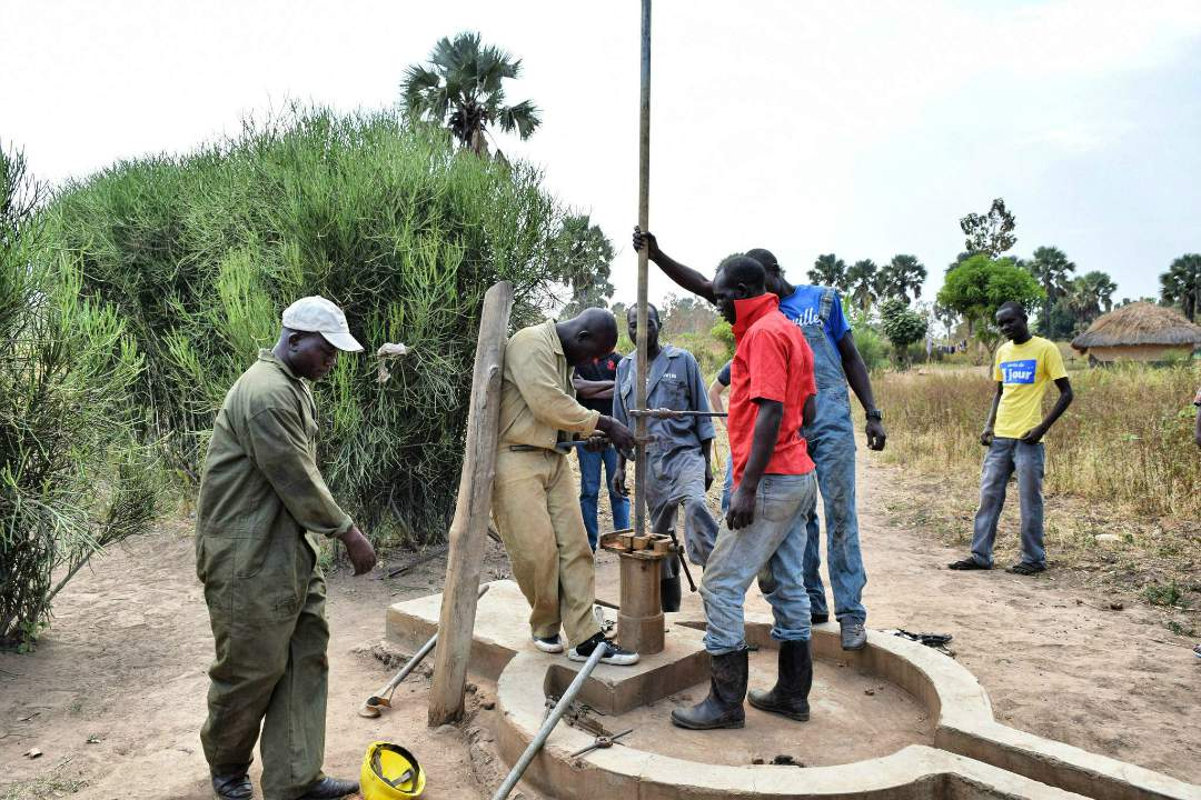 Fixing the well