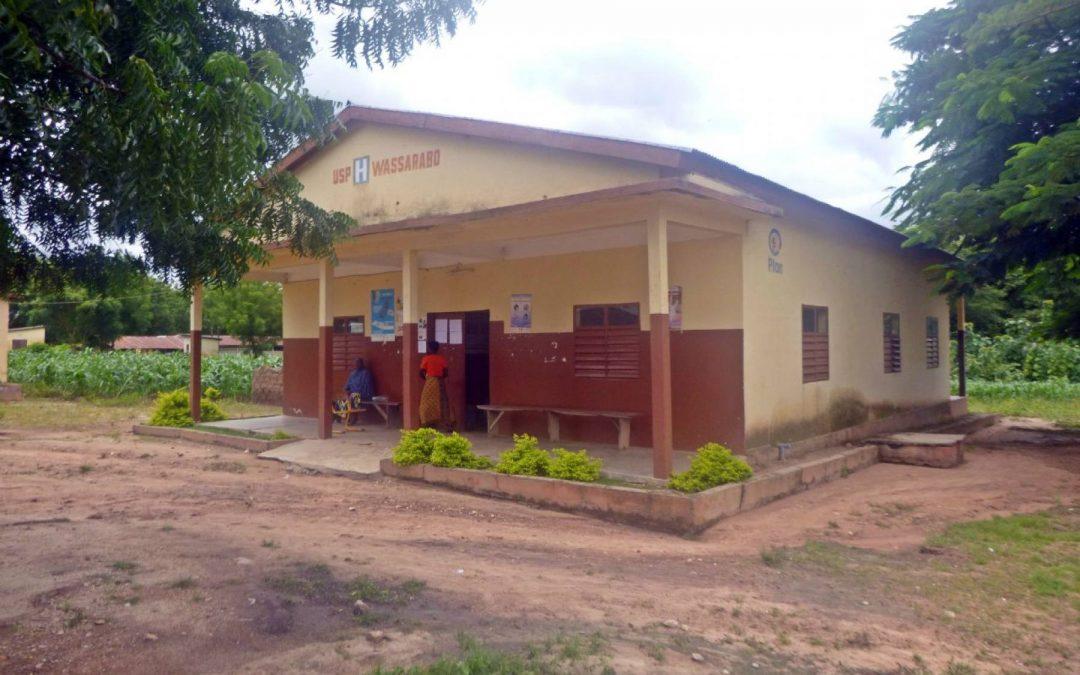 Wassarabo Clinic Borehole System Project – Togo