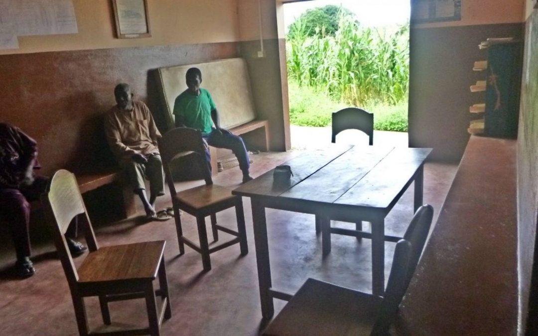Taworeda Clinic Borehole Project – Togo