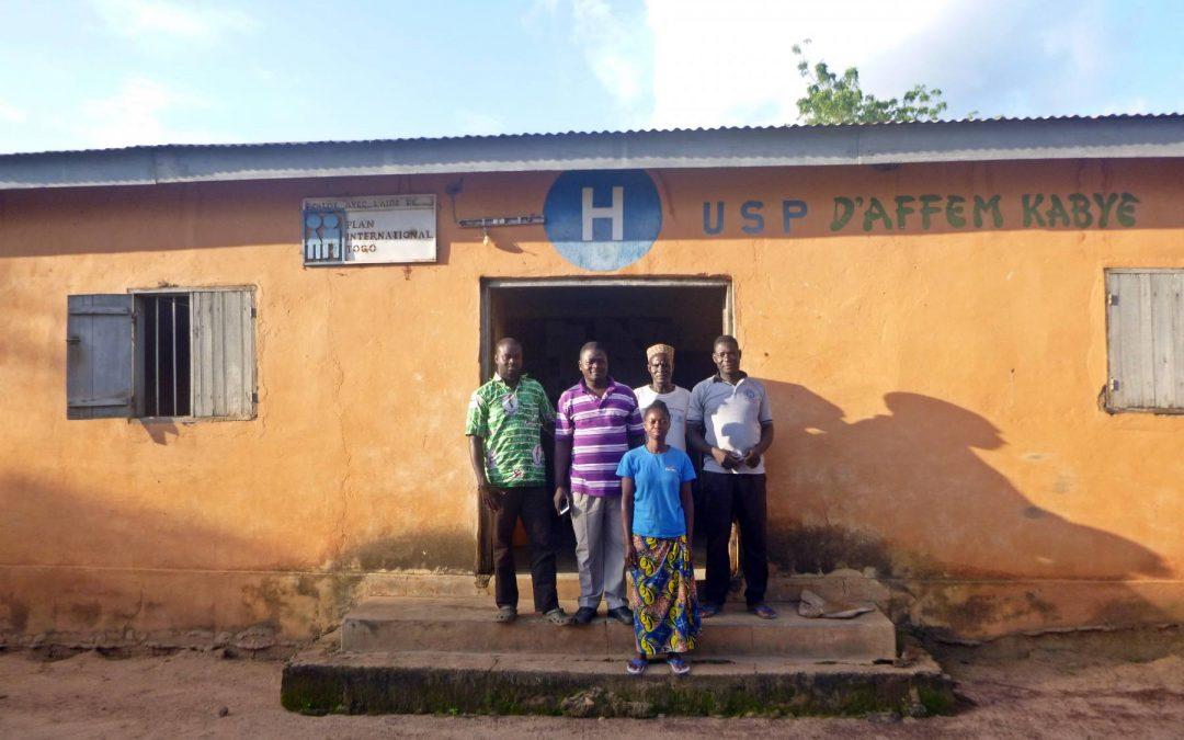 Affem Kabyé Clinic Borehole System Project – Togo
