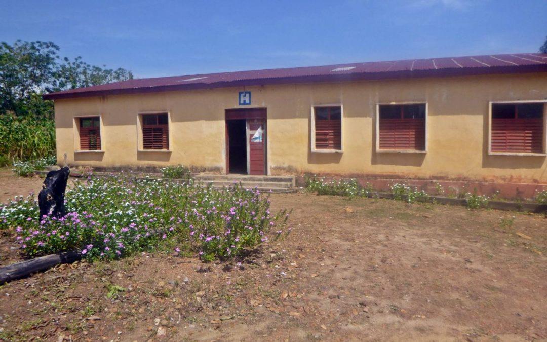 Lama Tessi Clinic Borehole System Project – Togo
