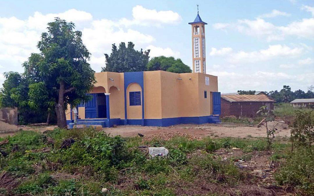 Samai Clinic Borehole System Project – Togo