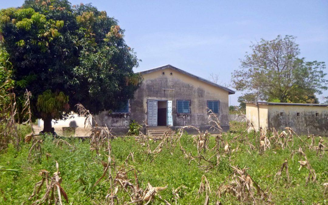Solao Clinic Borehole System Project – Togo