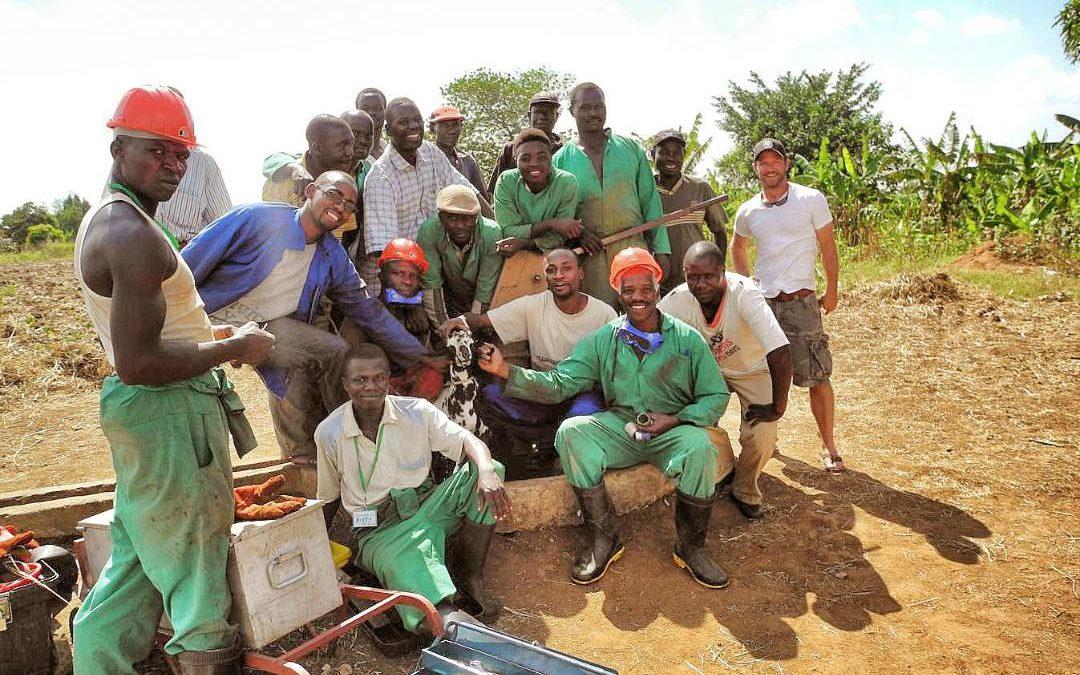 East Africa Water & Sanitation Program