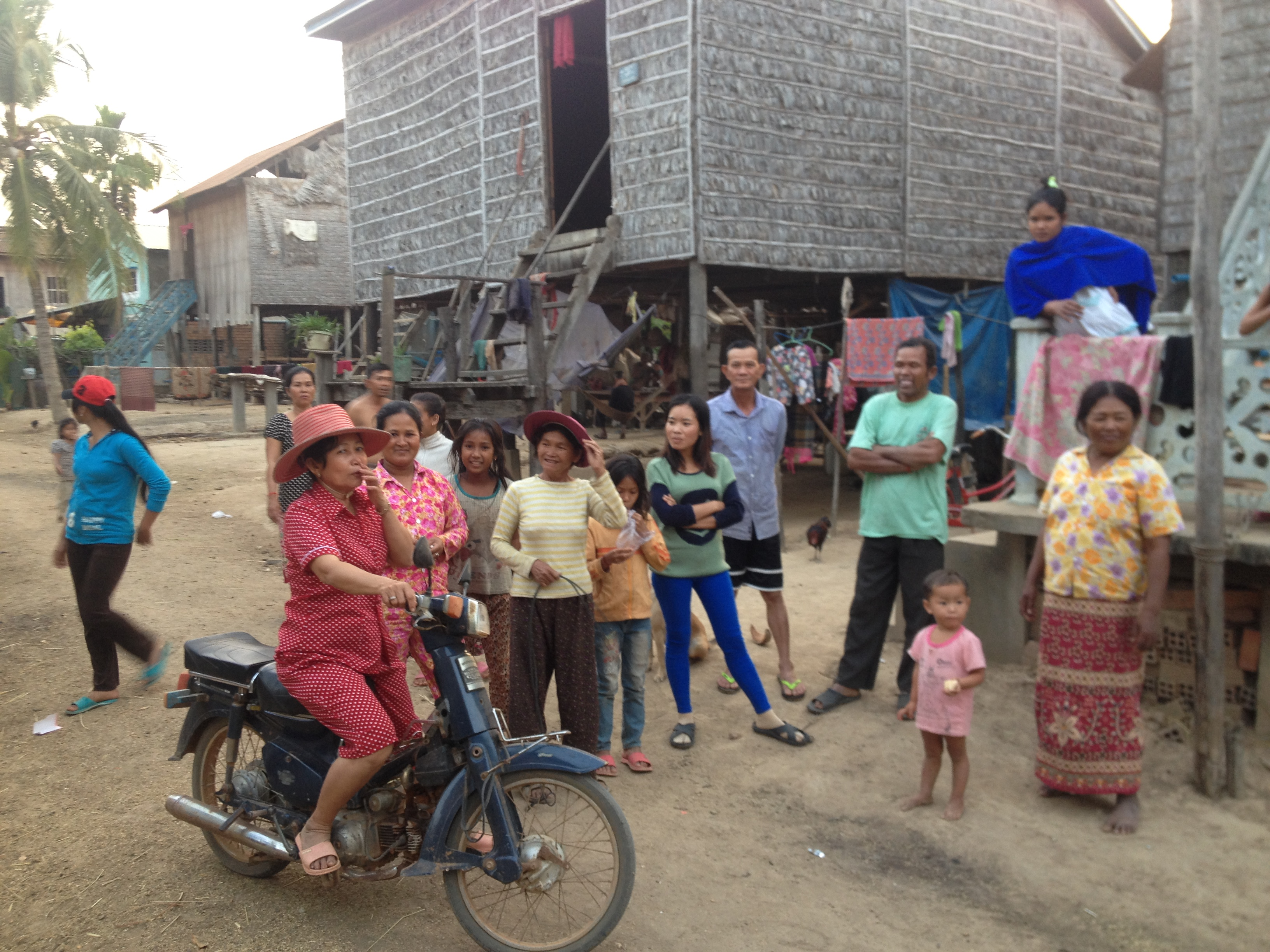 Thnot Chum 5 + Pnou Village Well Projects – Cambodia