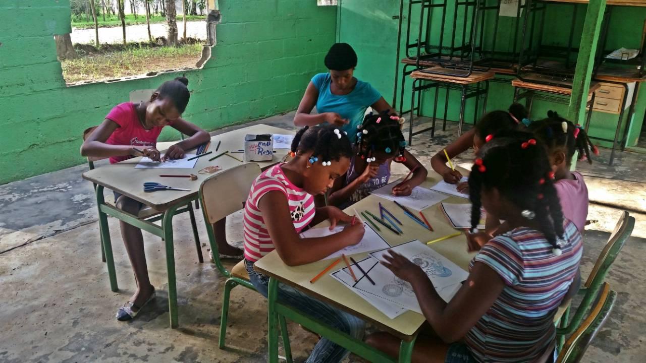 Rincon Claro Latrine Project - Dominican Republic