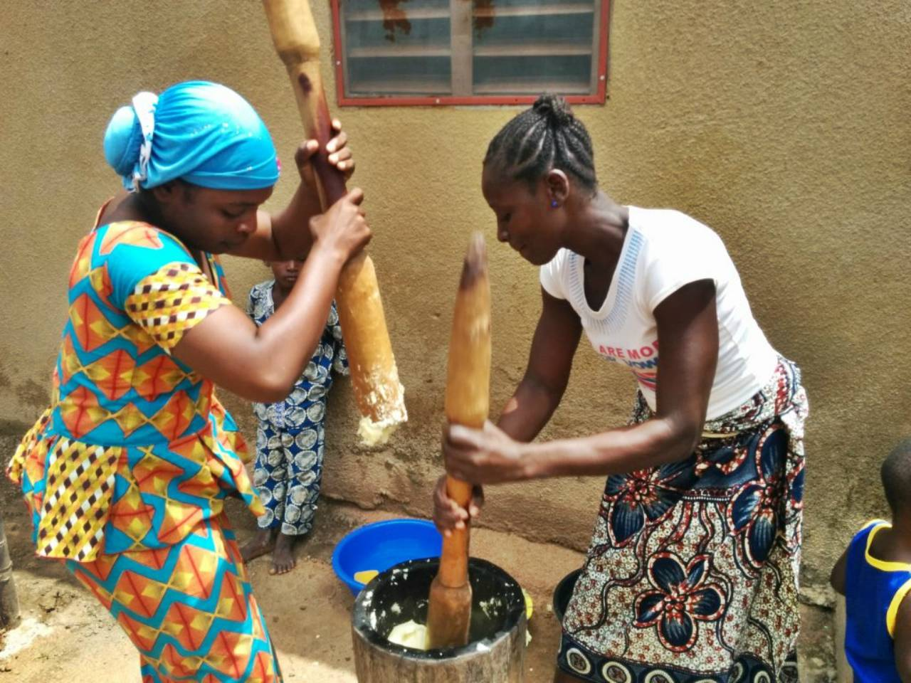 Komiguéa Borehole Project - Benin