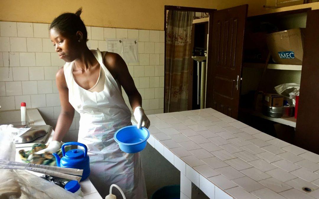 Sarakawa Health Center Water Project – Togo