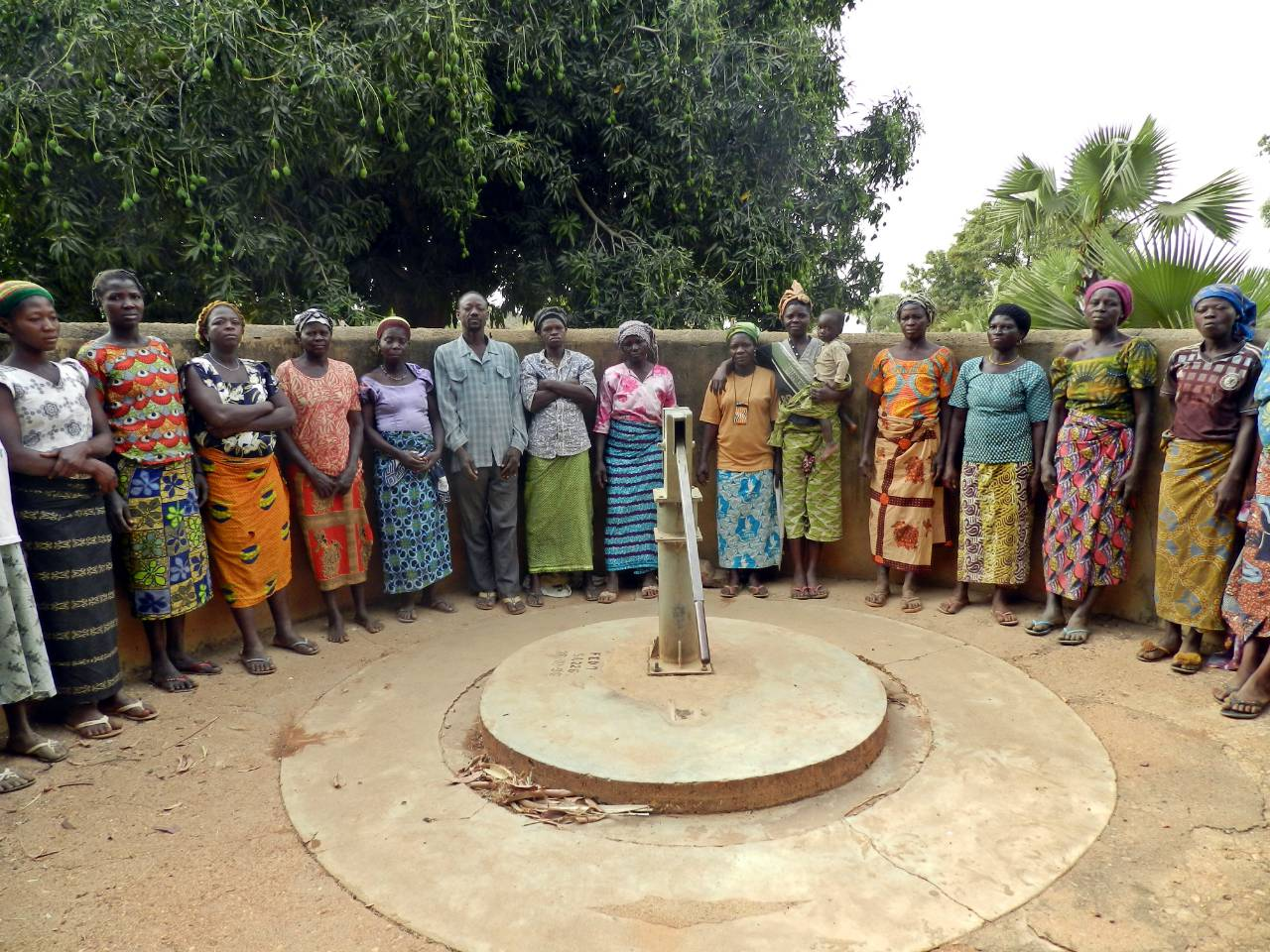 Tandjoare District Pump and Reforestation Project - Togo