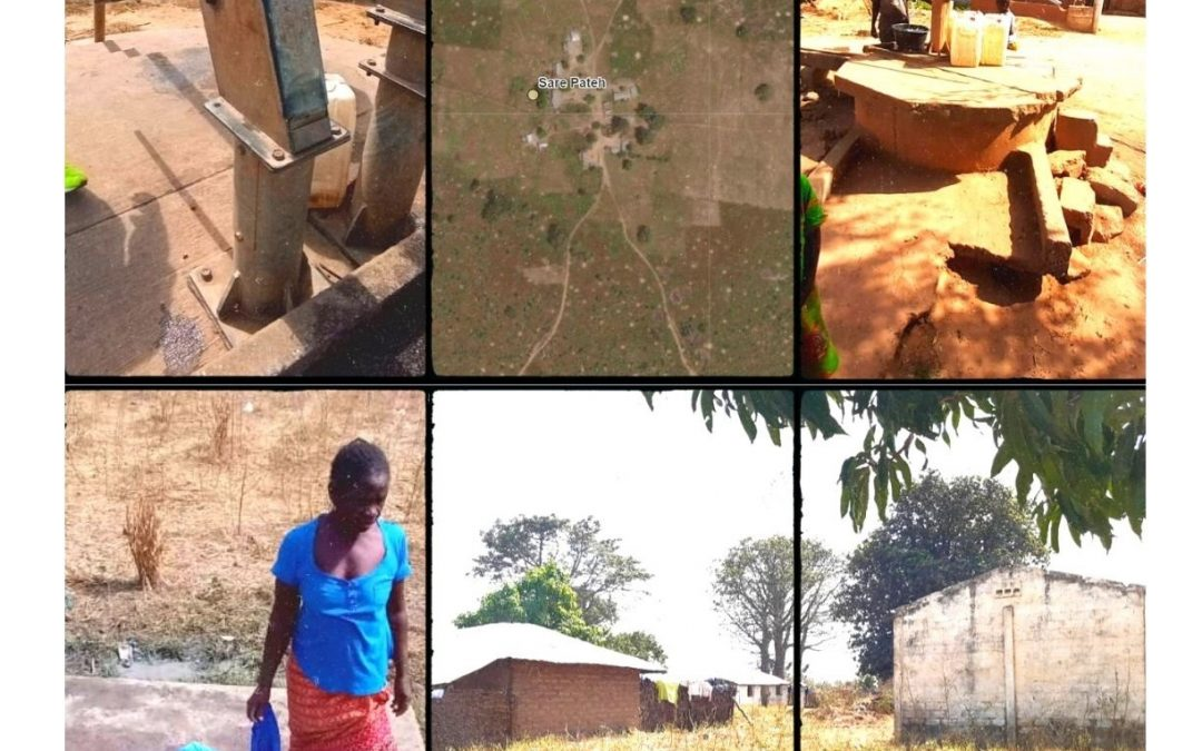 Kiang East Handpump Repair and HandWashing Tour—The Gambia