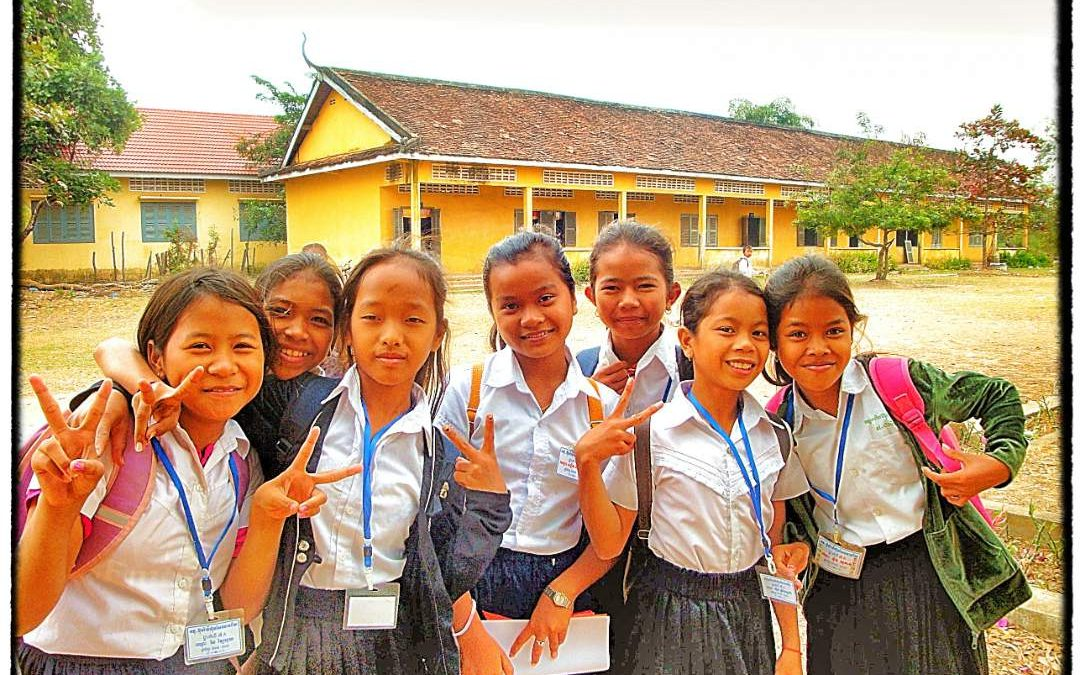 Meanchey Middle School Water Project – Cambodia