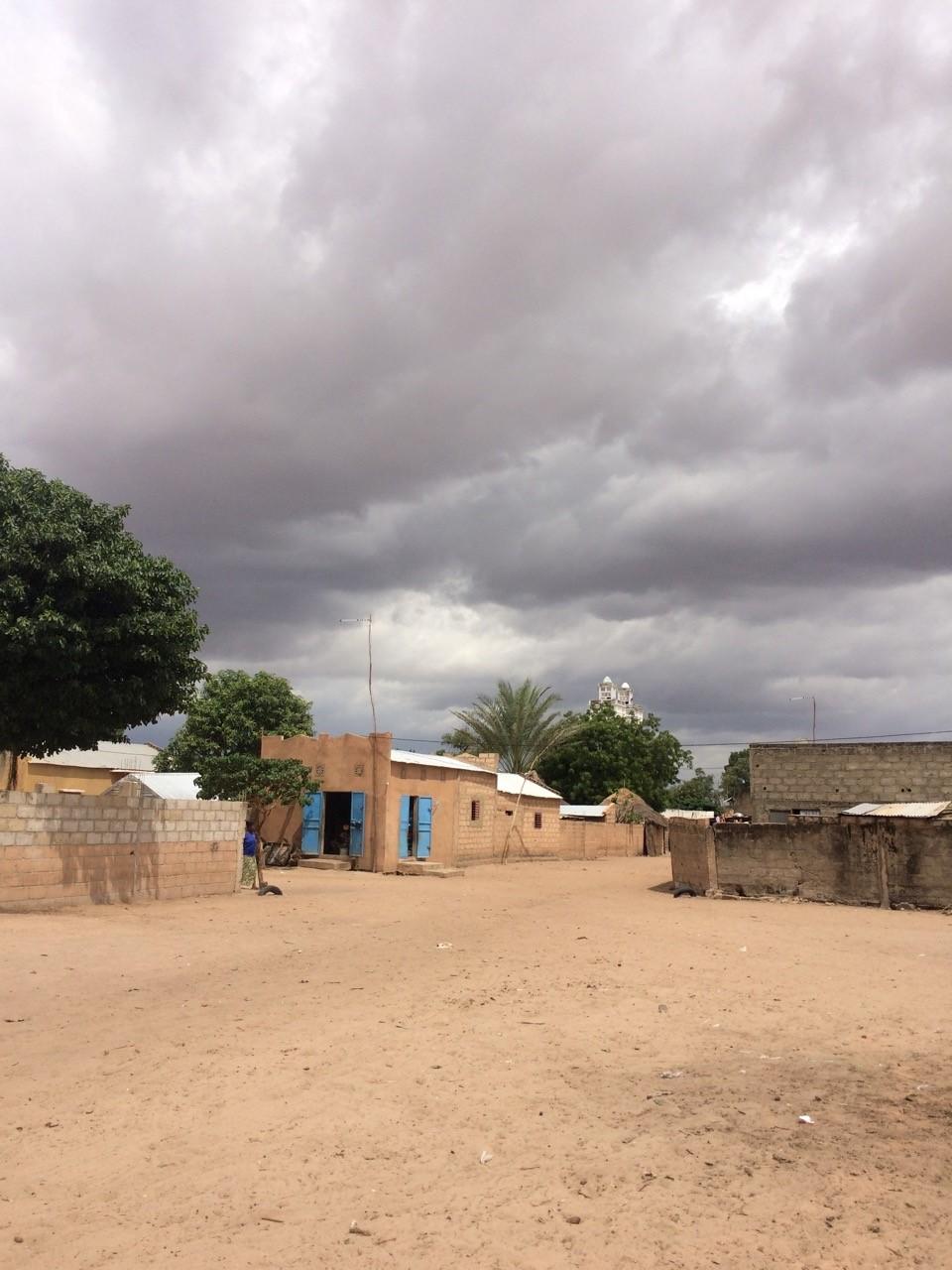 Touba Mouride Latrine Project - Senegal