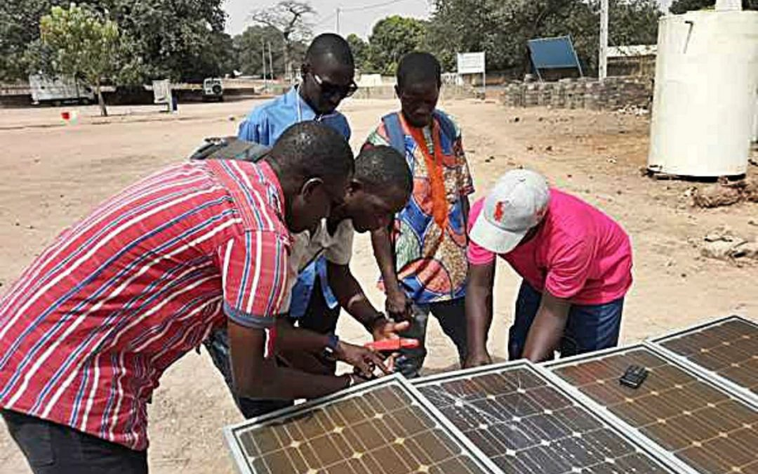 Sintet Health Center Solar Pump Project – The Gambia