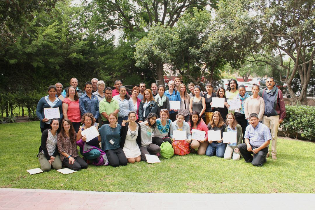 Conclusion of Training and Support Project - Mexico