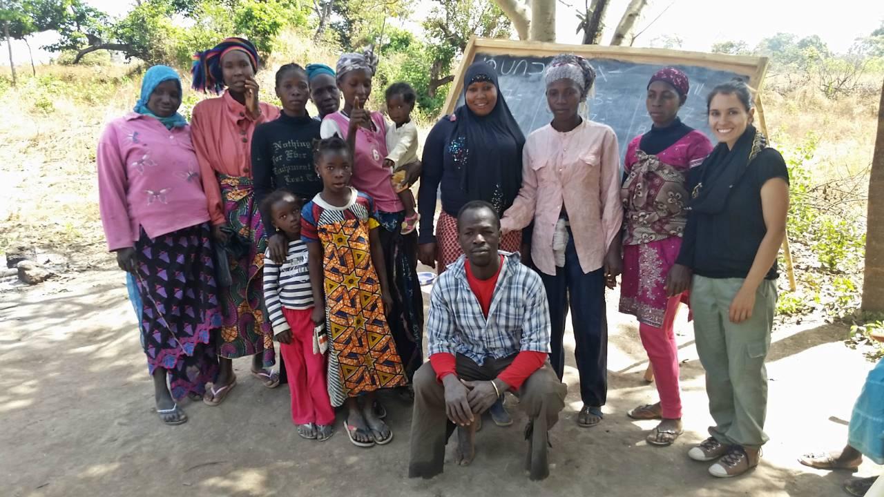 Pita Prefecture Pump and Basin Project - Guinea