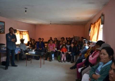 Conclusion of San José Xacxamayo Rainwater Catchment System Project - Mexico