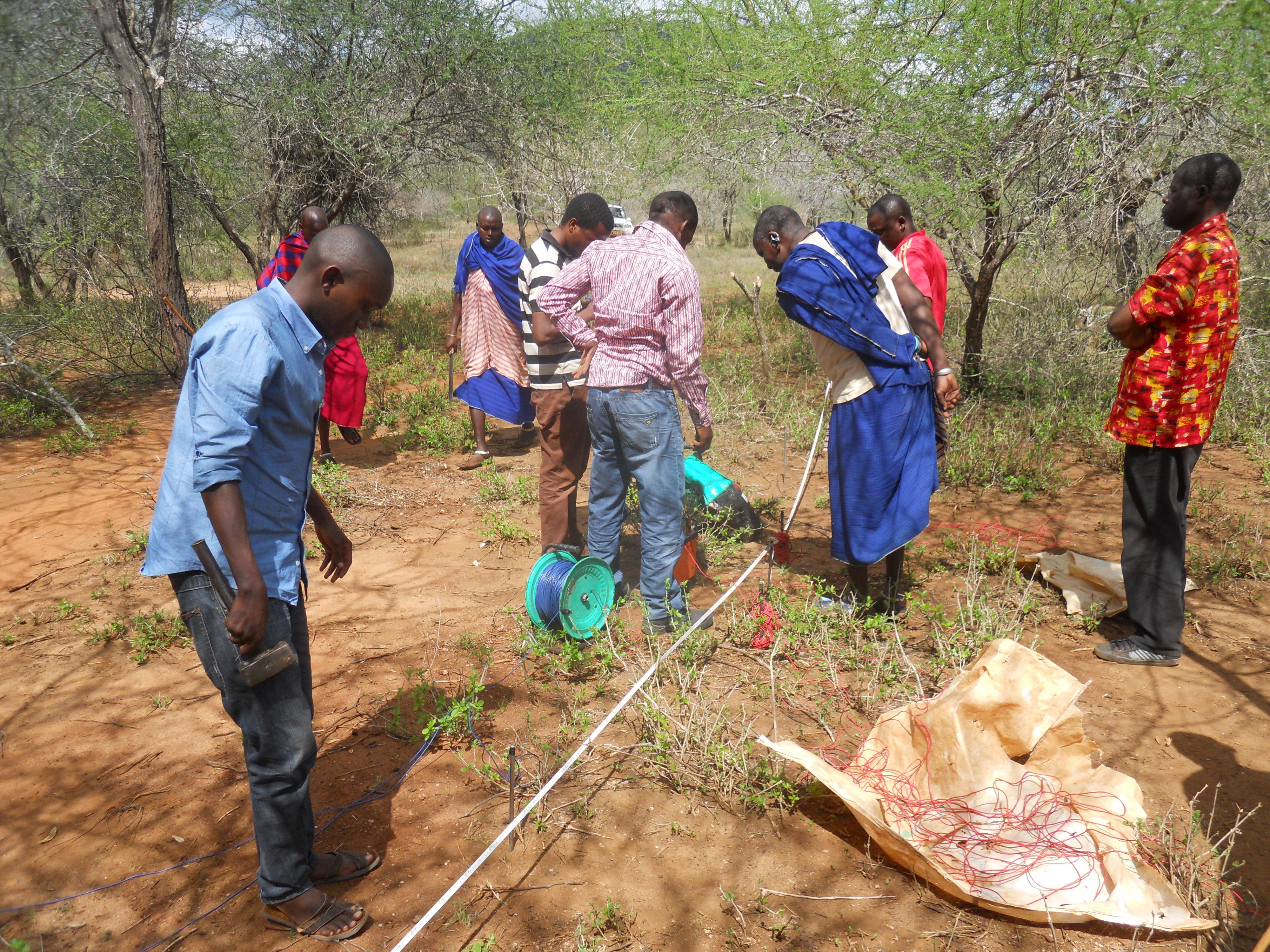 Kandia Deep Borehole Project - Tanzania
