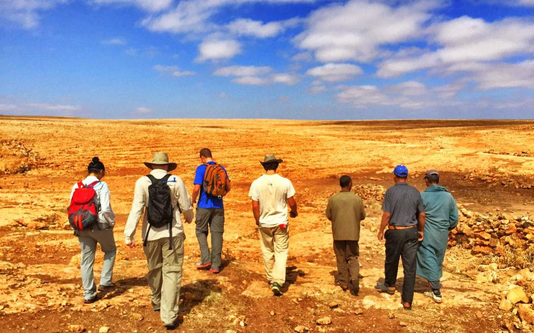 Izgouren and Ilguiloda Water Project – Morocco