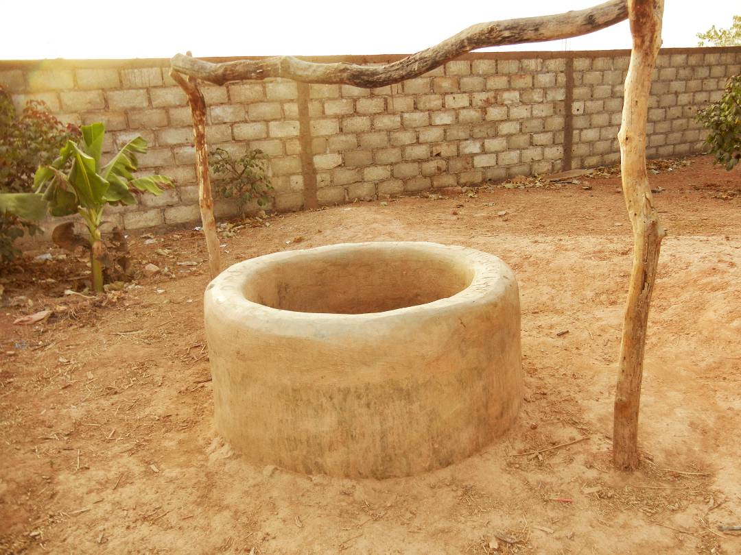 Well at Primary School of Diakhaba, Senegal