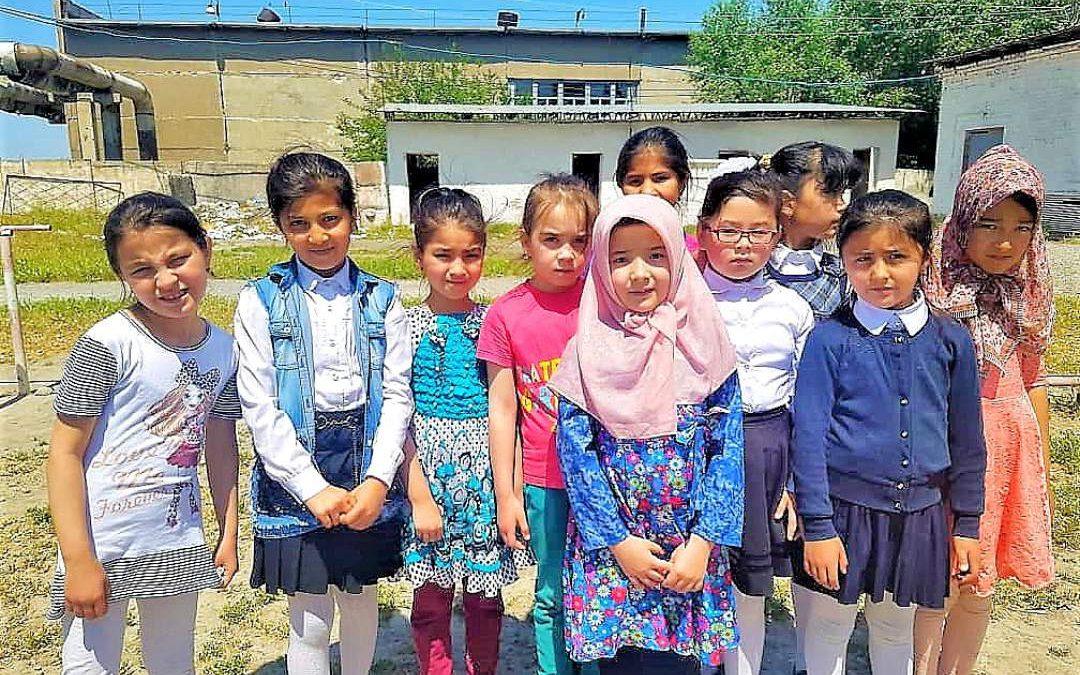 Mikhail Vasilyevich Frunze Secondary School Toilet Project – Kyrgyzstan
