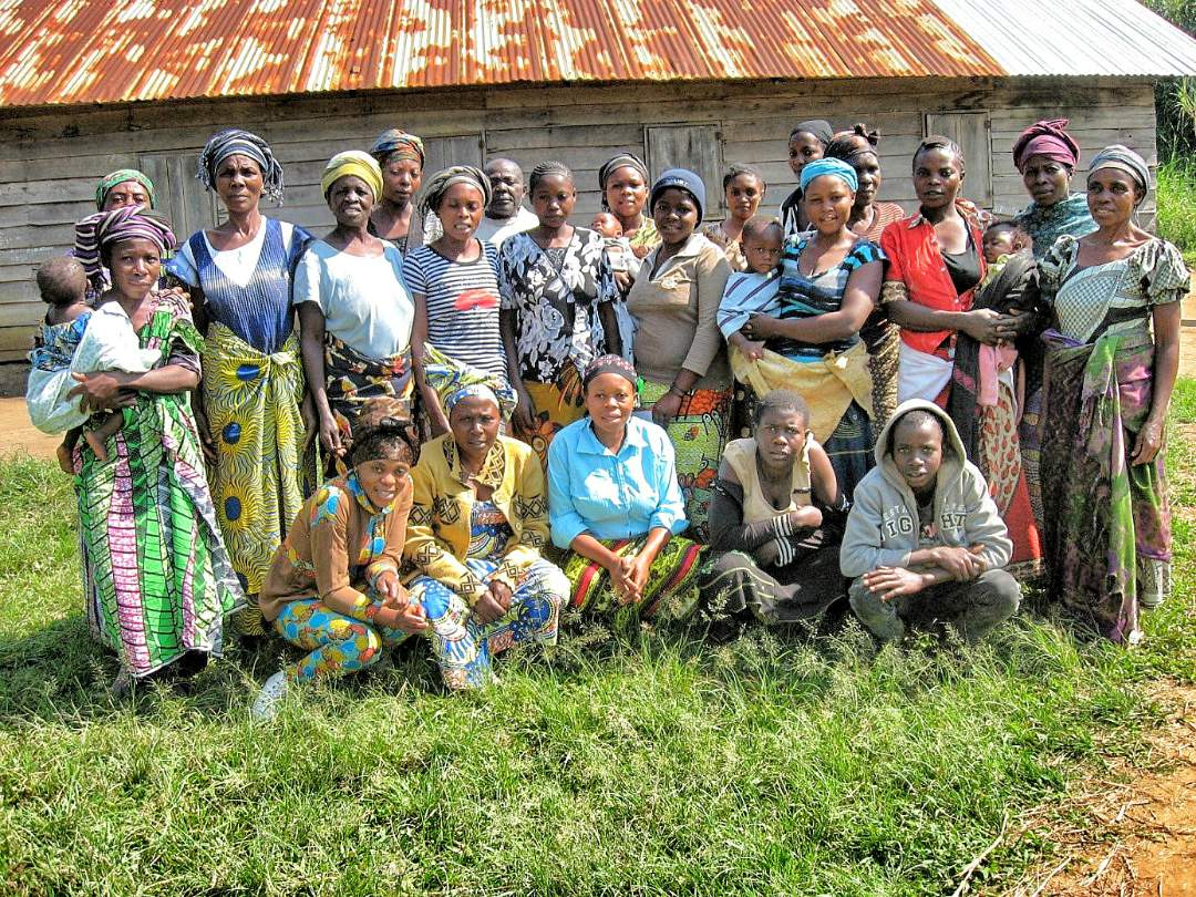 Women of Nyiragongo