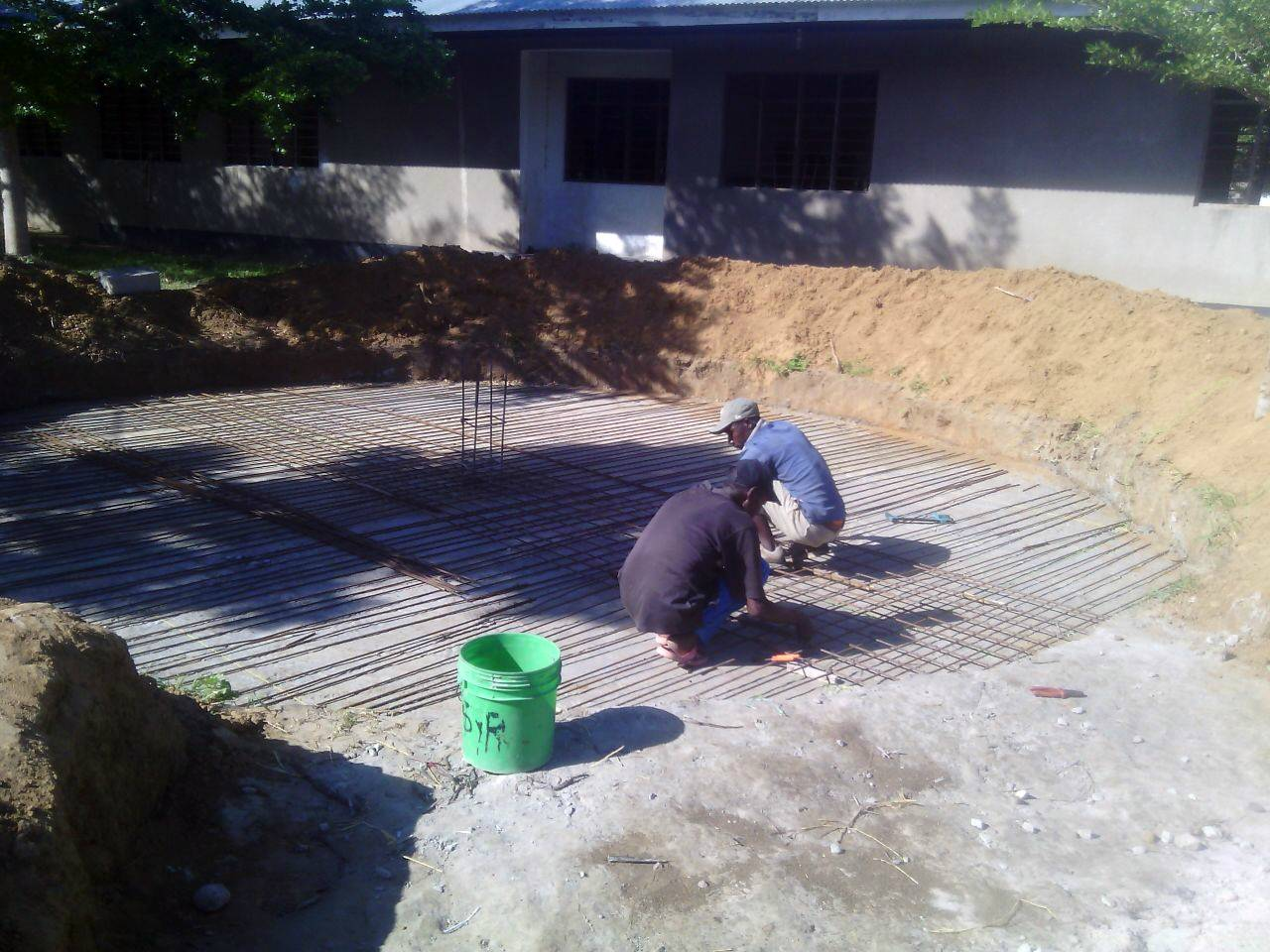 Conclusion of Ilulu Girls' Secondary School Rainwater Catchment System Project - Tanzania