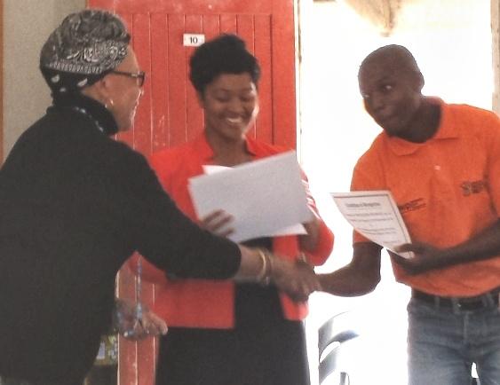 Mbazwana Primary School Sanitation Project