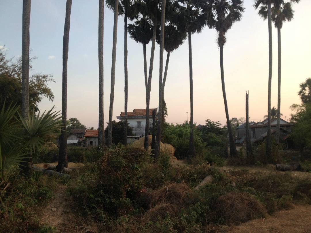 Pnou Village Surrounding Families