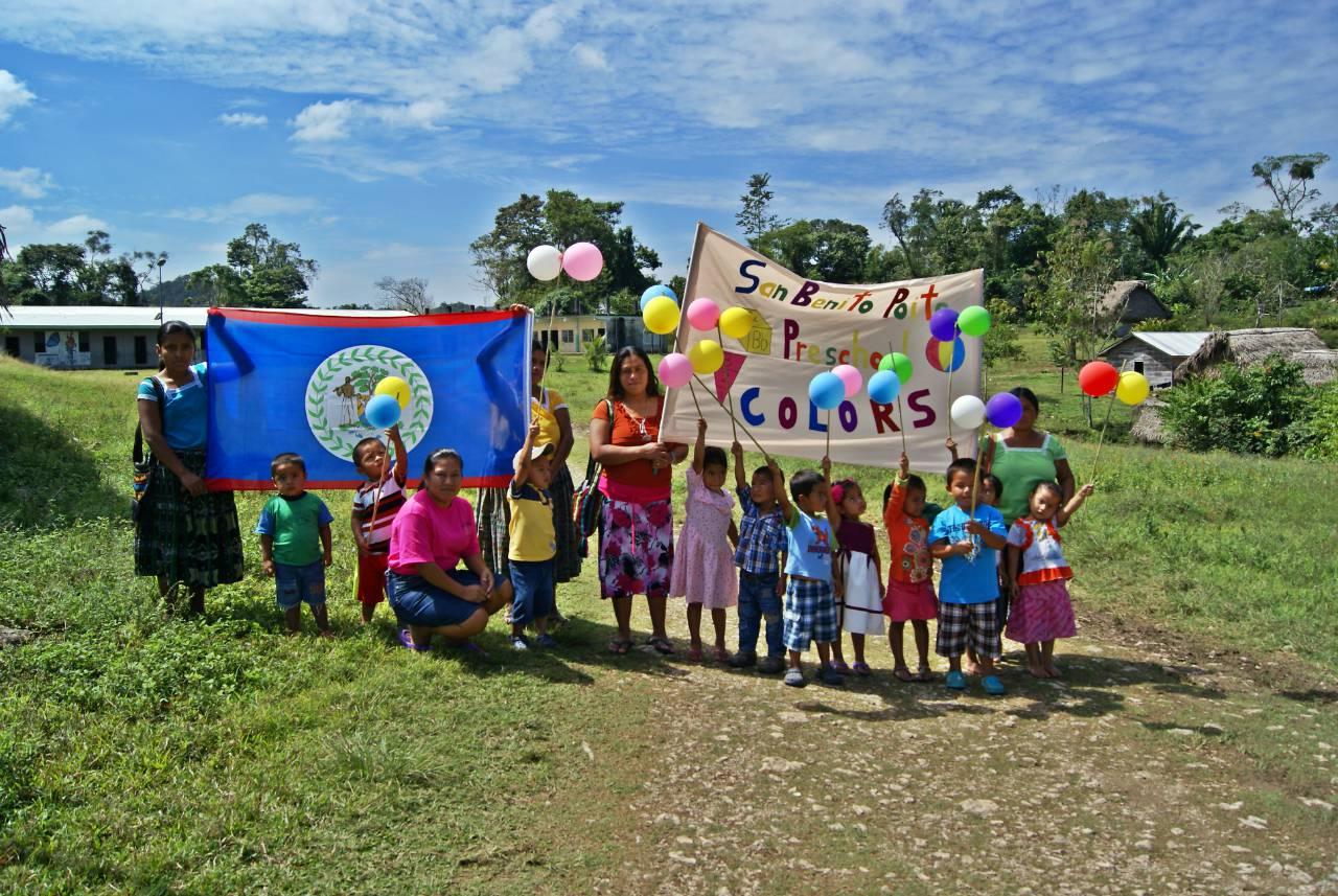 San Benito Poite Public Latrine Project - Belize