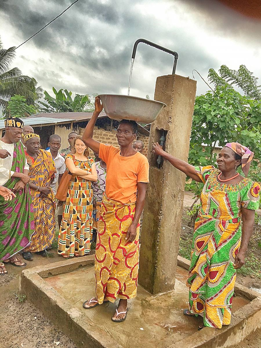 Working water system
