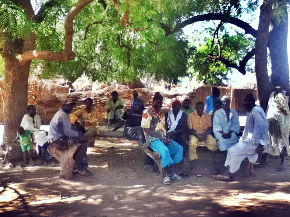 C.E. de Padaf Latrine Project - Senegal