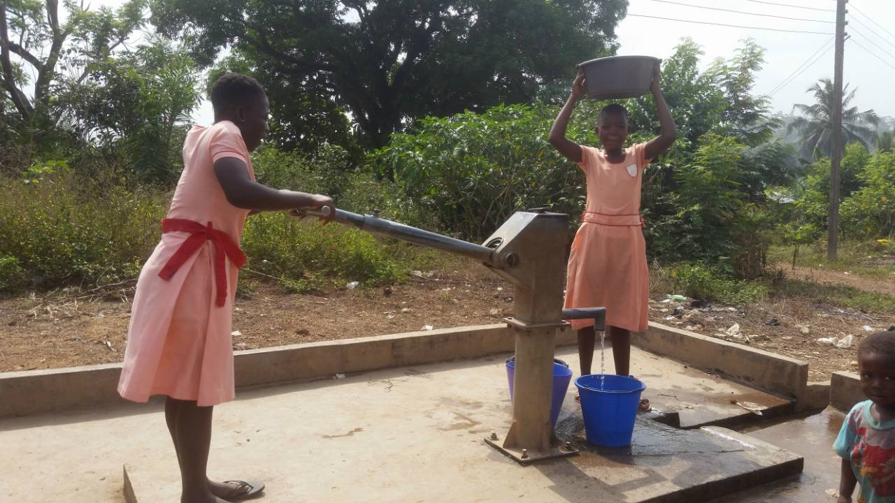 Kwahu West Water Project - Ghana